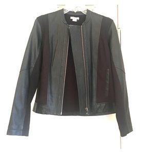 Helmut Lang Leather Jacket NEW Small